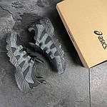 Мужские кроссовки Asics (Серые) , фото 7
