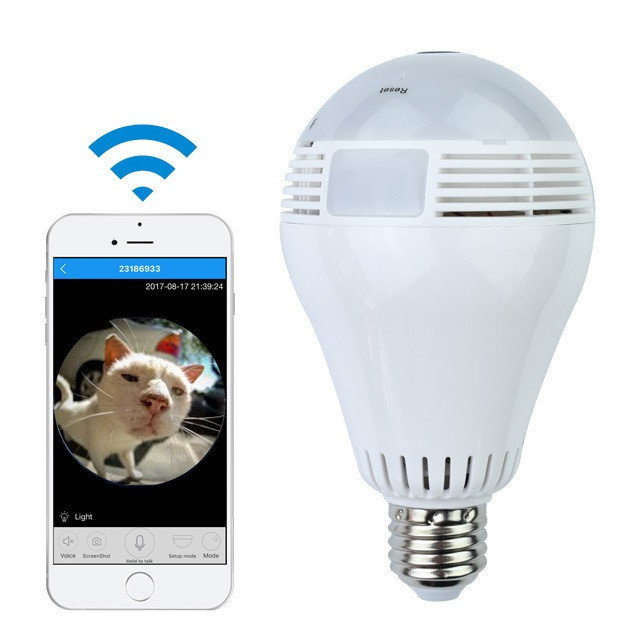 Видеокамера наблюдения для дома Smart Net Camera, WiFi камера
