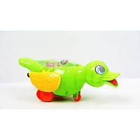 Заводная игрушка - утёнок в пакете