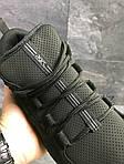 Мужские кроссовки Asics (Черные) , фото 4