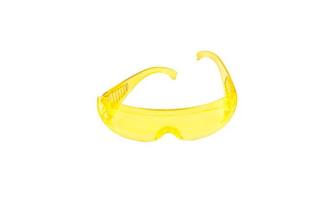 Очки защитные Housetools - озон (желтые), фото 2