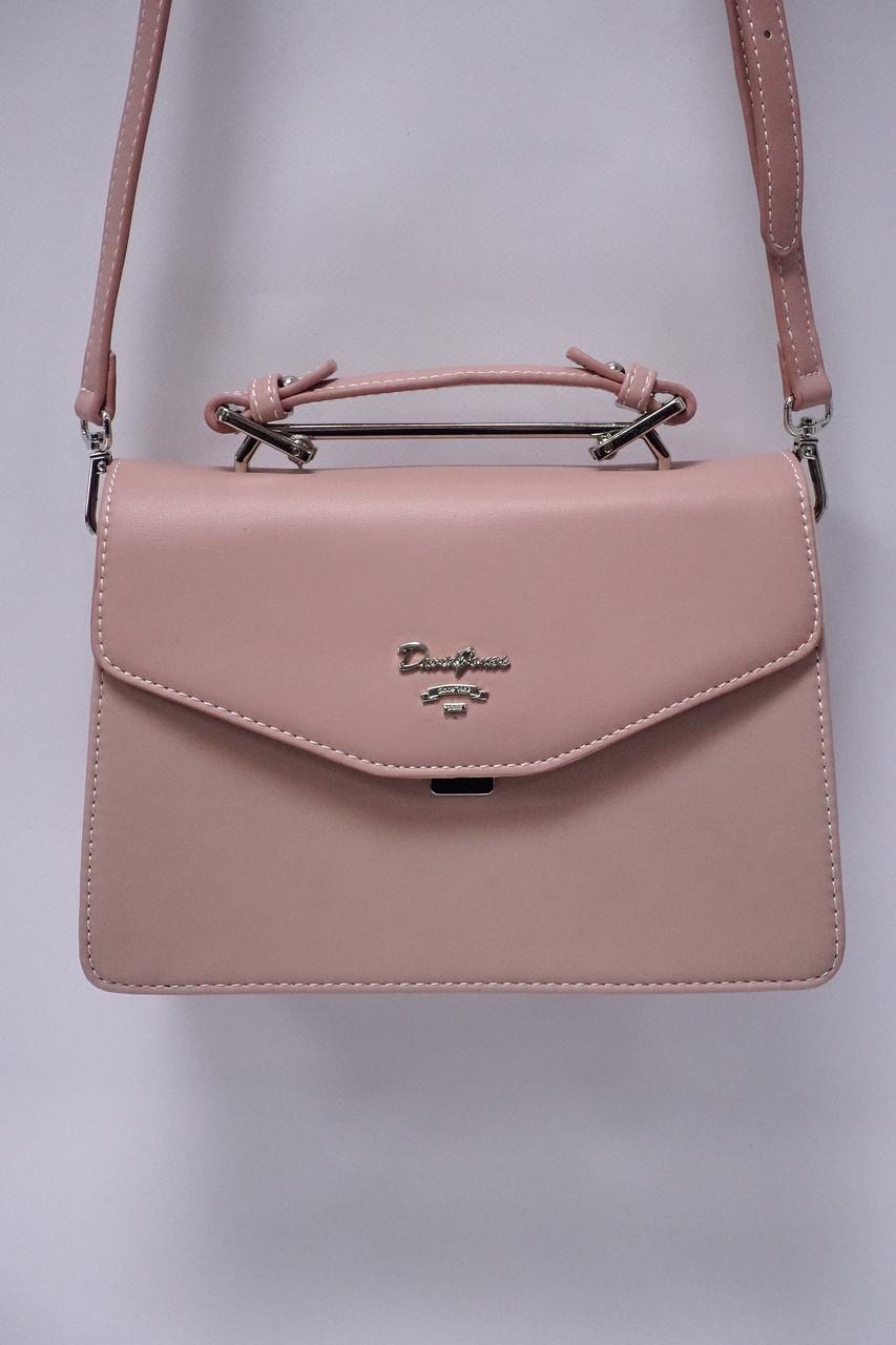Сумка-клатч David Jones 5956-2T pink