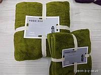 Набор полотенец (лицо-баня) в подарочной упаковке, фото 1