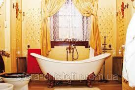 Чистота в ванной комнате