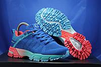 Женские яркие кроссовки для бега и зала сетка Classica