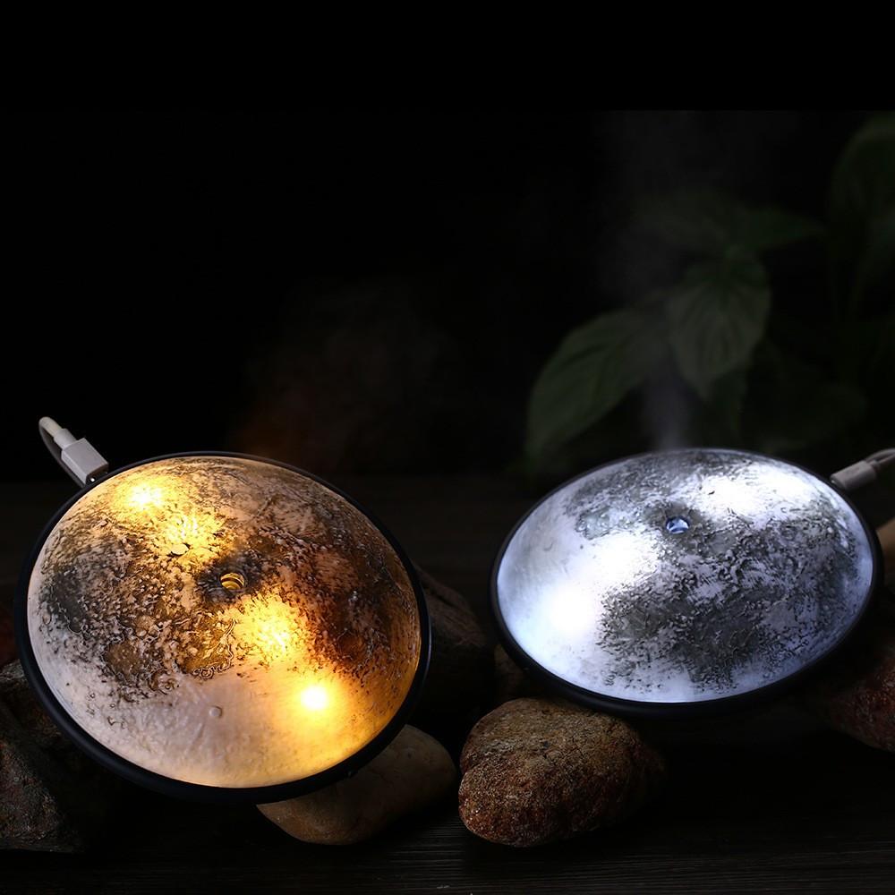 Увлажнитель воздуха Луна с подсветкой