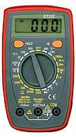 Цифровий мультиметр DT33C з підсвічуванням + термопара