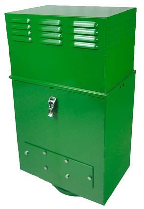 Канализационный фильтр для очистки воздуха от неприятных запахов Вейджер США №2050 (промышленный) для КНС, фото 2