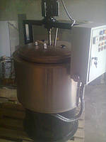 Котел пищеварочный кпэ-100 с мешалкой масляный, фото 1