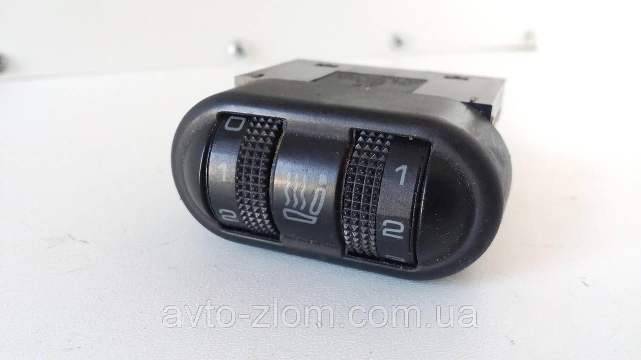 Кнопка подогрева сидений Volkswagen Sharan, Ford Galaxy, Шаран, Галакси. 7M0963563B, 95VW19K314ABW.