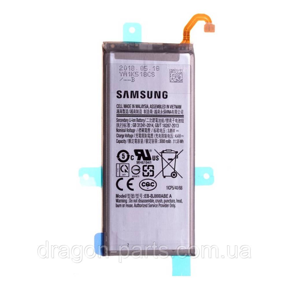 Аккумуляторая батарея Samsung J600 Galaxy J6 2018, GH82-16865A