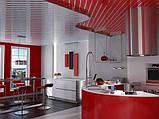 Алюминиевый реечный потолок Кишинев, фото 5