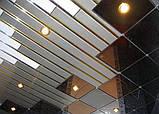 Алюминиевый реечный потолок Кишинев, фото 9