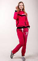 Велюровый спортивный костюм женский