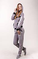 Велюровый спортивный костюм женский, фото 2