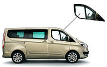Боковое стекло короткая база Ford Transit Custom 2013-2018 опускное правое