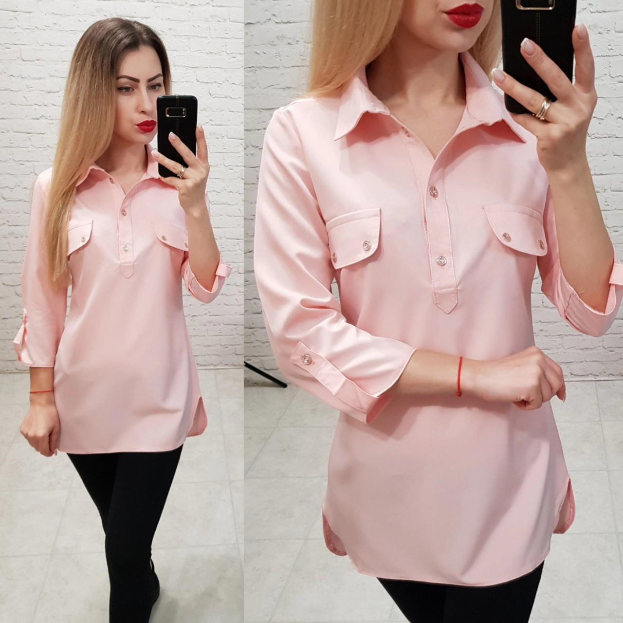 Рубашка женская, модель 780/2