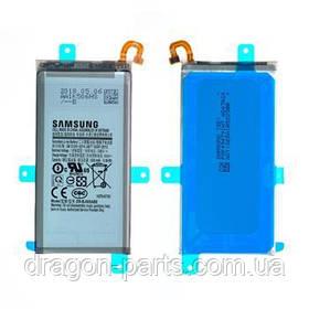 Аккумуляторая батарея Samsung A605 Galaxy A6+ Plus 2018, GH82-16480A