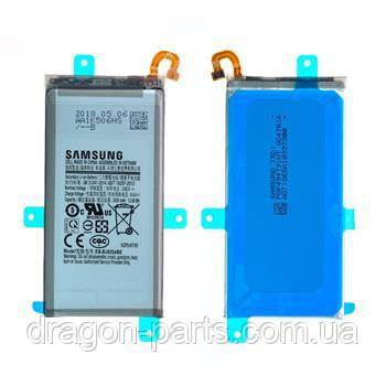 Аккумуляторая батарея Samsung A605 Galaxy A6+ Plus 2018, GH82-16480A, фото 2
