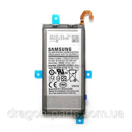 Аккумуляторая батарея Samsung A530 Galaxy A8 2018, GH82-15656A, фото 2