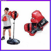 Детский боксерский набор Profi, фото 1