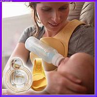 Держатель детской бутылочки для кормления Free Hand Bottle Holder, фото 1