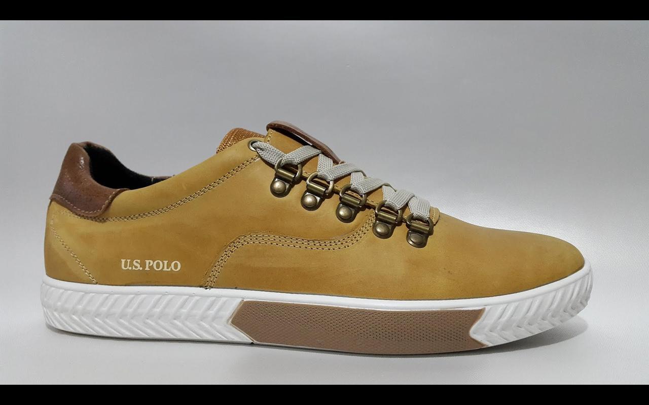 Кроссовки мужские U.S. Polo