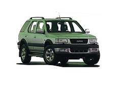 Opel Frontera B (1998 - 2004)