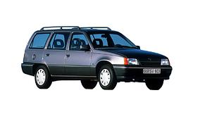 Opel Kadett E Универсал (1984 - 1991)