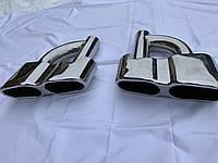 Mercedes W221 Насадки на глушитель AMG S65