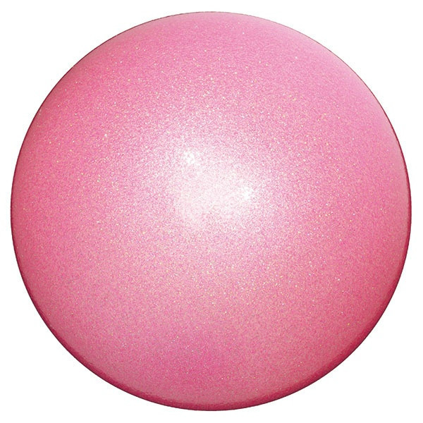 Мяч для гимнастики Chacott 65014-Prism 185мм/400г резина Sugar Pink 643
