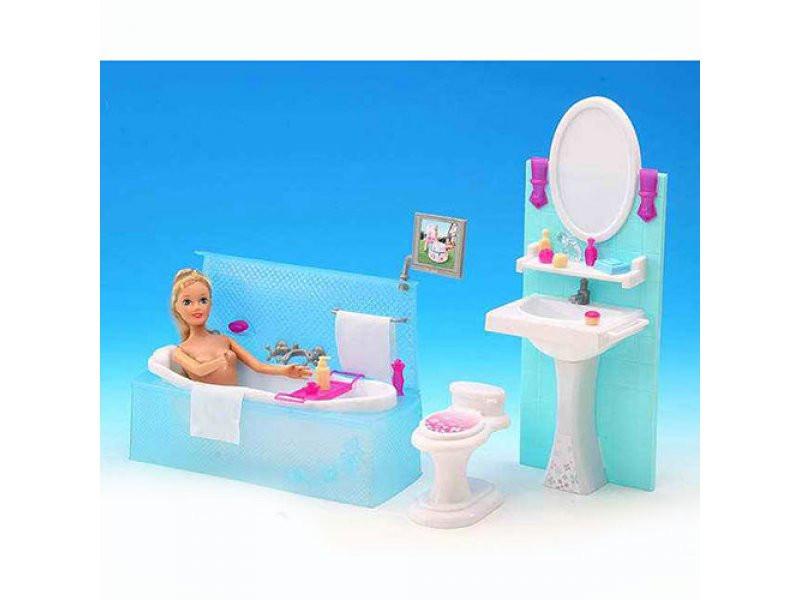Кукольная ванна Gloria 2820