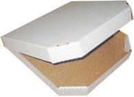 Коробка картонная для пиццы