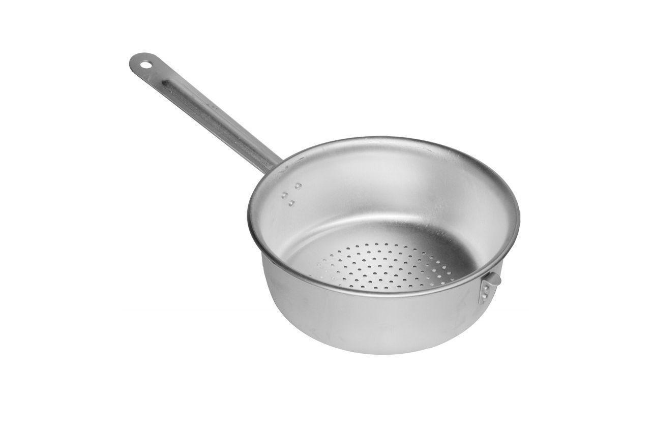 Дуршлаг алюминиевый Калитва - 200 мм х 1,5 л