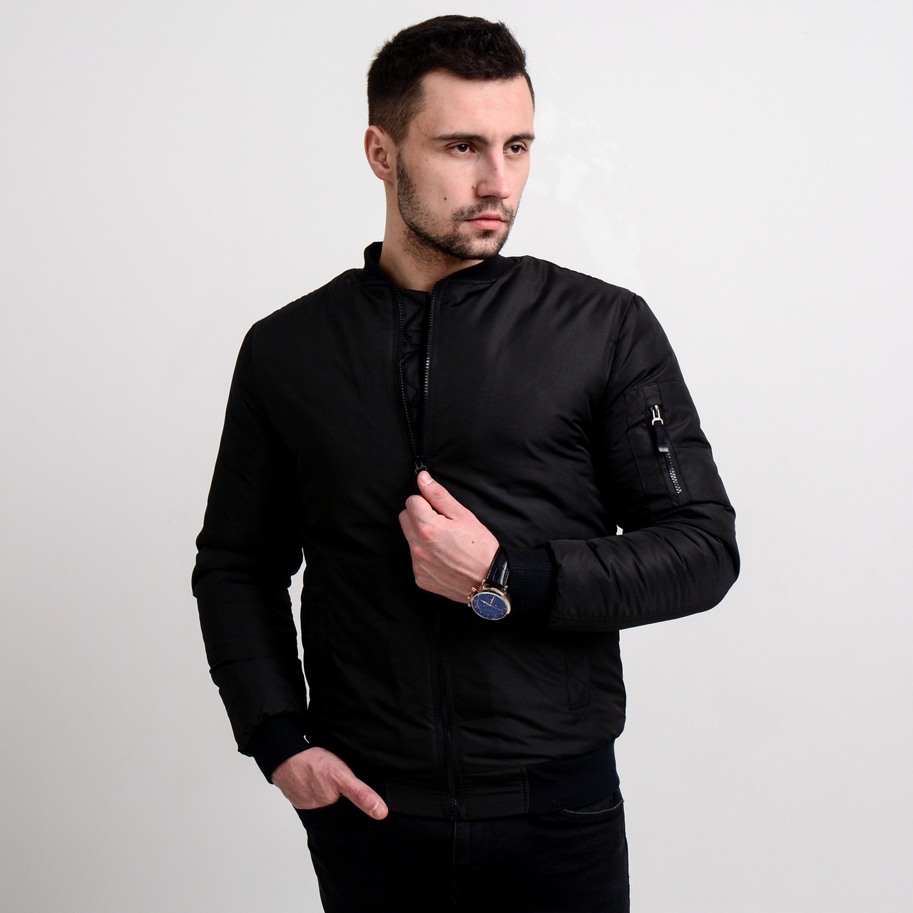 Куртка бомбер Spring Jacket