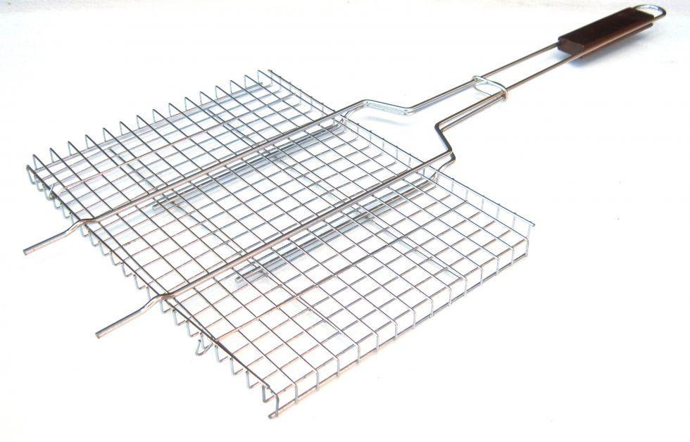 Решетка для барбекю длинный штырь