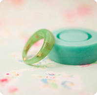 Силиконовый молд для кольца (16,5 мм)