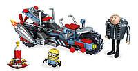 Конструктор Mega Construx Despicable Me 3 Gru's Water Motorcycle Building Set Водний мотоцикл Грю FDX82