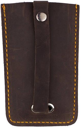 Кожаная ключница BLACK BRIER (БЛЭК БРАЕР) КЛ-4-33 коричневый