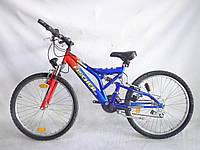 Велосипед FISCHER ENDURO 24 (детский подростковый Shimano ровер передачи  шимано шімано импорт бу імпорт 74a88fb59498c
