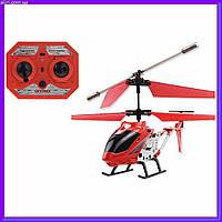 Вертолет на радиоуправлении 33008 Model King Красный