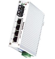 JetNet 2005f-m 5-портовый компактный промышленный коммутатор Korenix