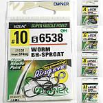 Крючки Owner 56538 Worm BH-Sproat