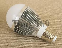 Светодиодная лампа 5Вт Е27 400Лм 220Вт