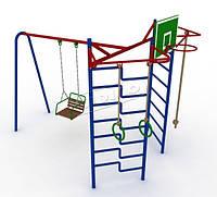 Детский спортивный комплекс с качелей Юноша, фото 1