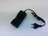 Зарядное устройство для литиевых аккумуляторов Li-lon 18650 MD-202