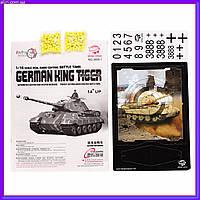 Радиоуправляемый танк German King 3888-1 Танк тигр на радиоуправлении, фото 1