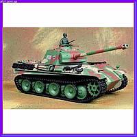 Радиоуправляемый танк HENG LONG Panther Type G 3879-1  Танк пантера на радиоуправлении, фото 1