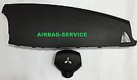 Крышка, накладка, обманка AIRBAG, муляж подушки безопасности MITSUBISHI Outlander XL, ASX, Pajero sport, Colt