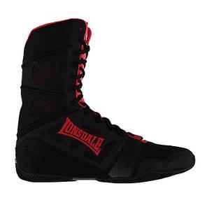 Боксерки Lonsdale Cruiser Hi Mens Boxing Boots, фото 2